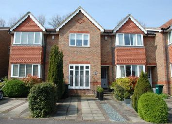 Thumbnail 3 bed terraced house for sale in The Mews, Tower Gate, Preston, Brighton