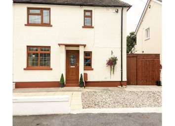 Thumbnail 3 bed semi-detached house for sale in North Close, Saundersfoot