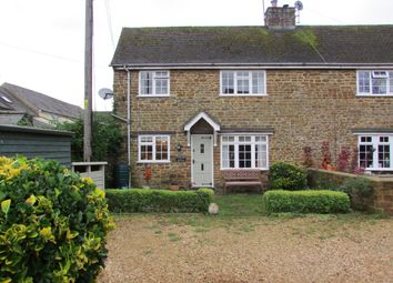 Thumbnail 2 bed cottage for sale in Thorpe Road, Wardington, Oxon
