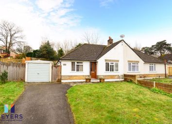 Thumbnail 2 bed semi-detached bungalow for sale in Howeth Road, Northbourne
