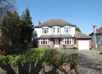 Thumbnail 3 bed detached house to rent in Shawley Way, Epsom