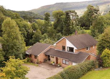 Thumbnail 6 bed detached house for sale in Maes Bache, Grange Road, Llangollen