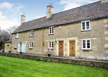 Thumbnail 2 bedroom cottage for sale in Old North Road, Wansford, Peterborough