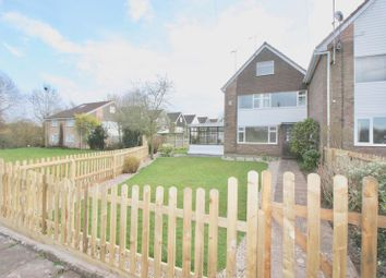 Thumbnail 3 bed semi-detached house for sale in Jacquard Close, Styvechale, Coventry