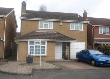Thumbnail 4 bed property to rent in Kingcup Close, Lfe, Leicester