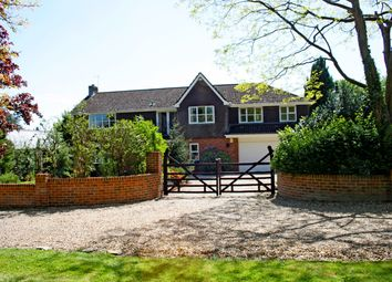 Thumbnail 5 bed detached house for sale in Sandleheath, Fordingbridge