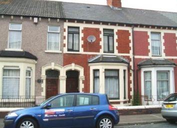 Thumbnail 2 bedroom flat to rent in Coed Cae Street, Grangetown, Cardiff