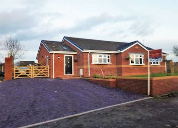 Thumbnail 3 bed detached bungalow for sale in Boscomoor Lane, Penkridge, Stafford