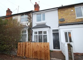 Thumbnail 2 bed terraced house for sale in Harborne Park Road, Harborne, Birmingham