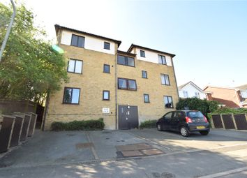 Thumbnail 1 bedroom flat for sale in Parr Court, Manor Road, Swanscombe, Kent