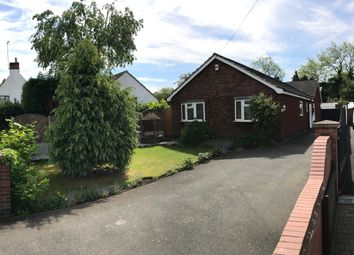 Thumbnail 4 bed detached bungalow for sale in Grace Dieu Road, Whitwick