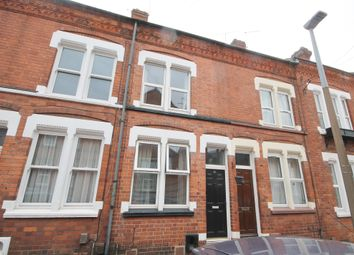 Thumbnail 2 bed terraced house for sale in Howard Road, Leicester