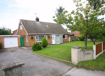 Thumbnail 4 bed detached bungalow for sale in Mattersey Road, Ranskill, Nottinghamshire