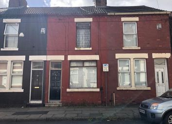 Thumbnail 2 bedroom terraced house for sale in Dewsbury Road, Anfield, Liverpool