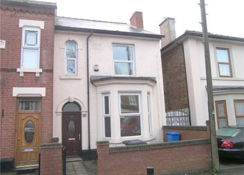 Thumbnail 3 bed terraced house to rent in Rosehill Street, Derby