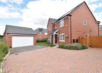 4 bed detached house for sale in Sladden Close, Badsey, Evesham WR11