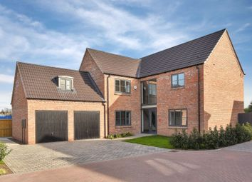 Thumbnail 4 bed detached house for sale in Valley View, Retford