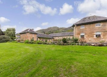 Thumbnail 4 bed barn conversion for sale in Harviestoun Steadings, Bard's Way, Tillicoultry, Clackmannanshire