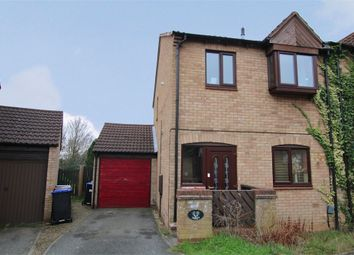 Thumbnail 3 bedroom semi-detached house for sale in St Dunstans Rise, West Hunsbury, Northampton