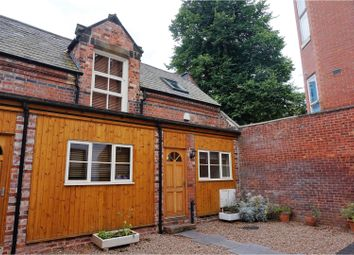 Thumbnail 2 bed semi-detached house for sale in Burns Street, Nottingham