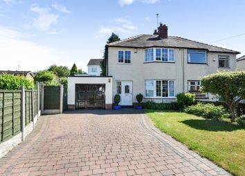 Thumbnail 3 bed semi-detached house for sale in Aberford Road, Leeds, West Yorkshire