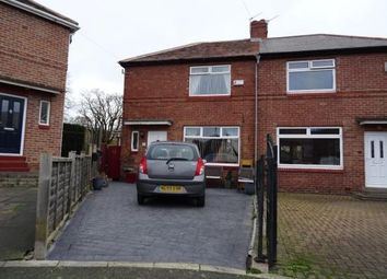 Thumbnail 3 bedroom semi-detached house for sale in Heyburn Gardens, Newcastle Upon Tyne
