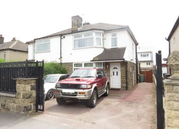 Thumbnail 3 bedroom semi-detached house for sale in Bradford Road, Pudsey