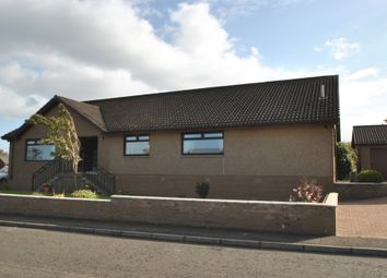 Thumbnail 4 bedroom detached bungalow for sale in Station Road, Blackridge