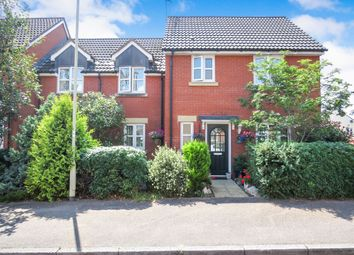 Thumbnail 3 bed end terrace house for sale in Swan Avenue, Tiverton