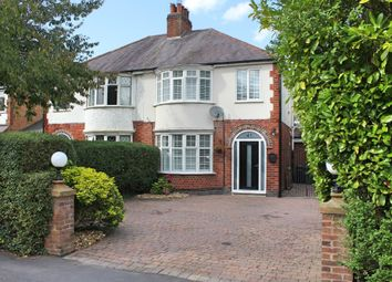 3 bed semi-detached house for sale in Granville Road, Wigston, Leicester LE18