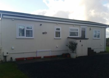 Thumbnail 3 bed lodge for sale in Millom, Cumbria