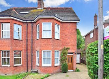 Thumbnail 4 bedroom semi-detached house for sale in Hamsey Road, Sharpthorne, West Sussex