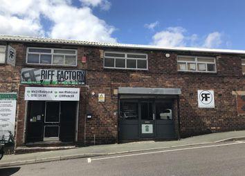Thumbnail Retail premises for sale in Sutherland Street, Fenton, Stoke-On-Trent