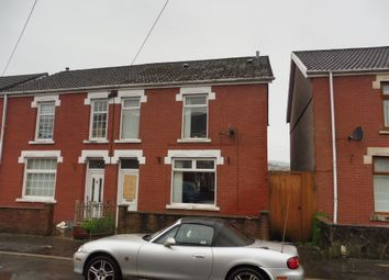 3 bed end terrace house for sale in Turberville Street, Garth, Maesteg CF34