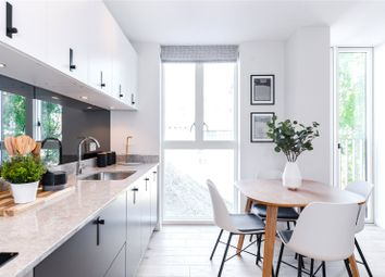 Thumbnail 1 bed flat for sale in Hertfordshire House, Civic Close, St. Albans, Hertfordshire