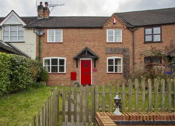 Thumbnail 2 bed terraced house to rent in Park Road, Butterton, Stoke