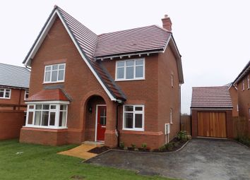 Thumbnail 4 bedroom detached house for sale in Scott Close, Tadpole Garden Village, Swindon
