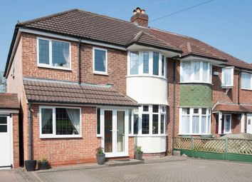 Thumbnail 4 bed semi-detached house for sale in Plants Brook Road, Walmley, Sutton Coldfield