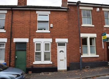 Thumbnail 2 bed terraced house to rent in Empress Road, Derby