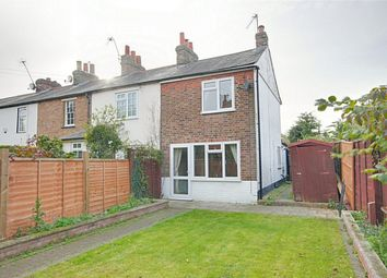 Thumbnail 2 bedroom end terrace house for sale in Apton Fields, Bishop's Stortford, Hertfordshire