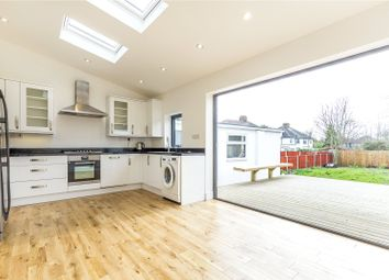 Thumbnail 3 bed semi-detached house to rent in Cheam Common Road, Old Malden, Worcester Park