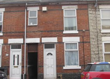 Thumbnail 4 bedroom terraced house for sale in Clifford Street, Derby, Derbyshire