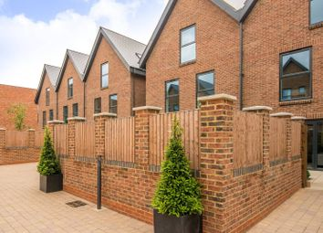 Thumbnail 4 bed terraced house for sale in Atherton Court, Stratford