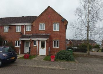 Thumbnail 3 bed terraced house to rent in Parolles Close, Heathcote, Warwick