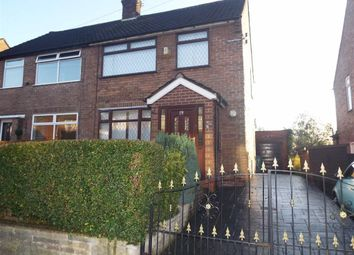 Thumbnail 3 bedroom semi-detached house for sale in Leroy Drive, Blackley, Manchester