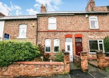 Thumbnail 2 bed terraced house for sale in Coronation Street, Saltney, Chester
