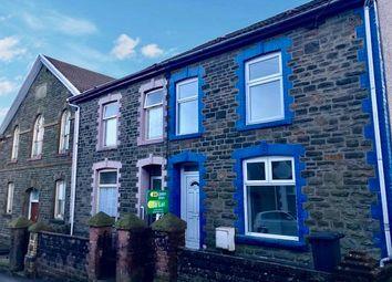 Thumbnail 3 bed property to rent in High Street, Ynysybwl, Pontypridd