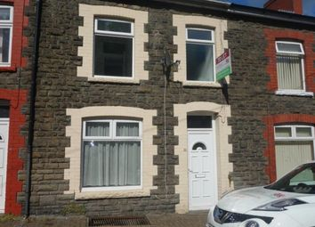 Thumbnail 3 bed terraced house to rent in Laura Street, Treforest