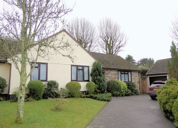 Thumbnail 3 bed bungalow for sale in Heather Close, Tavistock