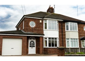 Thumbnail 3 bed semi-detached house for sale in Dodd Avenue, Greasby